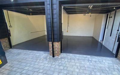 Busting the most common myths about resin garage flooring