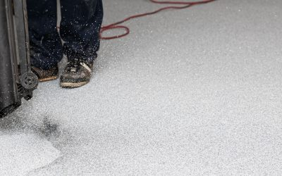 Why are customers choosing MMA resin for garage flooring over epoxy and paint?