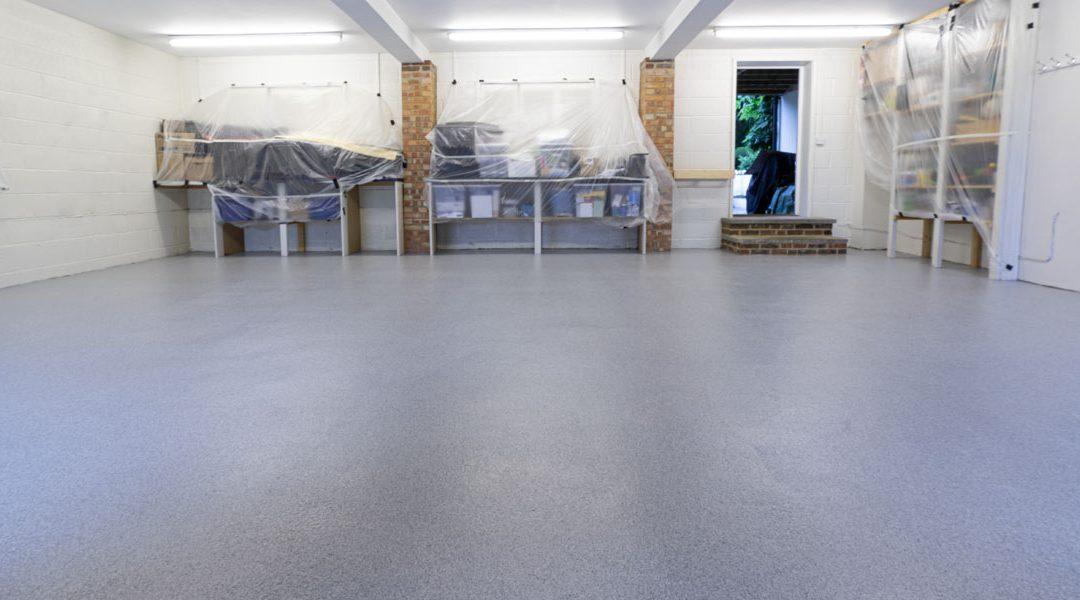 How long do epoxy garage floors typically last?