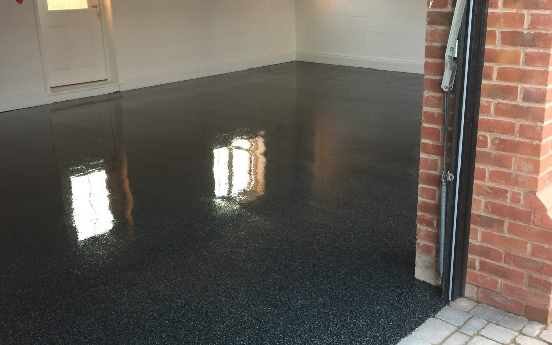 Considering an epoxy garage floor? Here are a few things you should know…