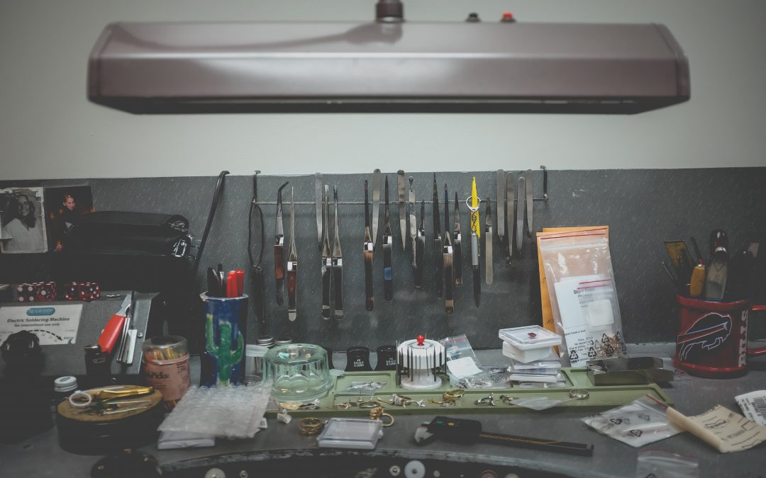 Turn your garage into a functional workshop
