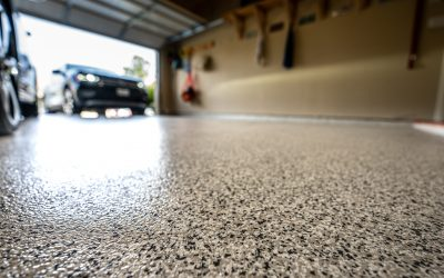 How resin flooring could revolutionise your garage