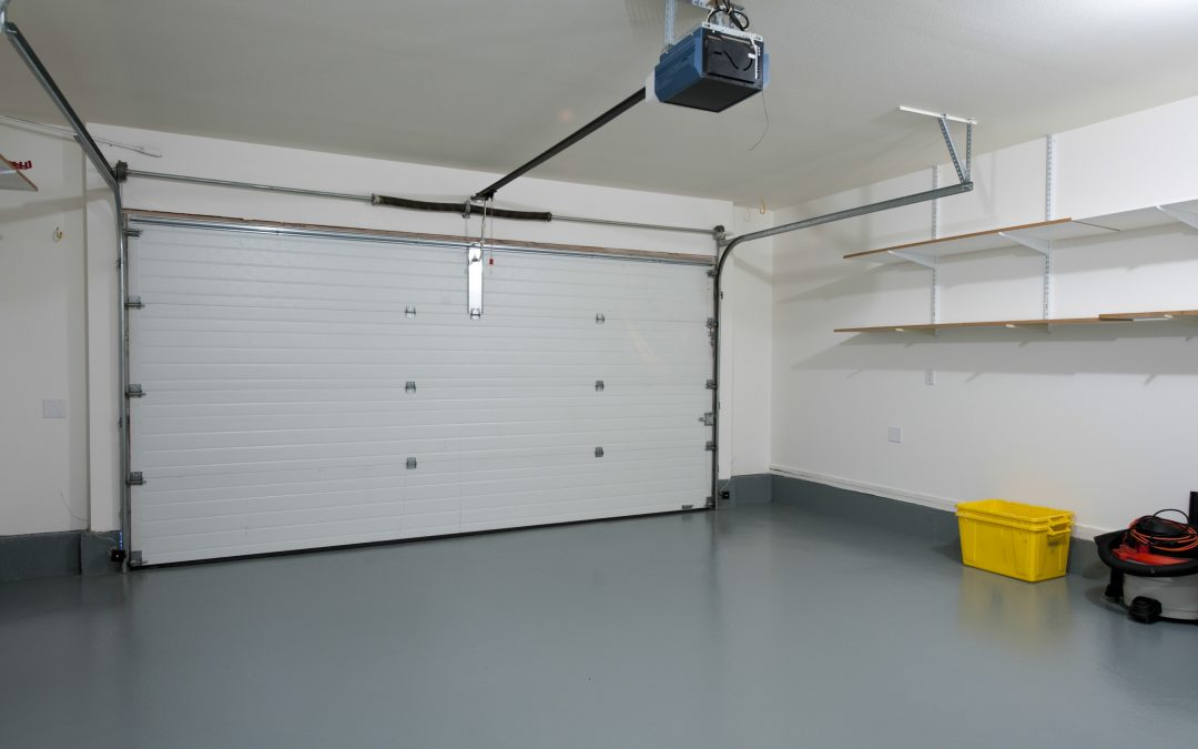 How much does a resin garage floor cost?